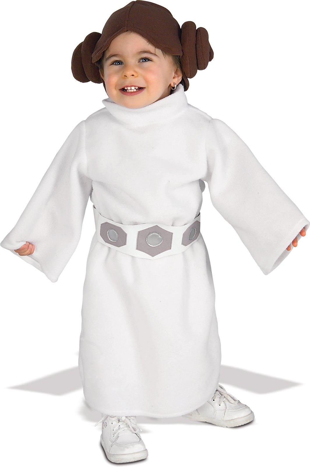 Star Wars Princess Leia Fleece Infant / Toddler Costume
