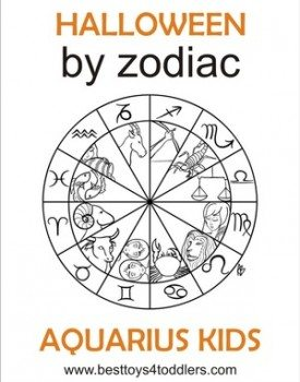 Haloween by Zodiac – Aquarius Kid Costumes