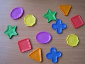 Candy Land Caste Game Pairing Shapes via Best Toys 4 Toddlers