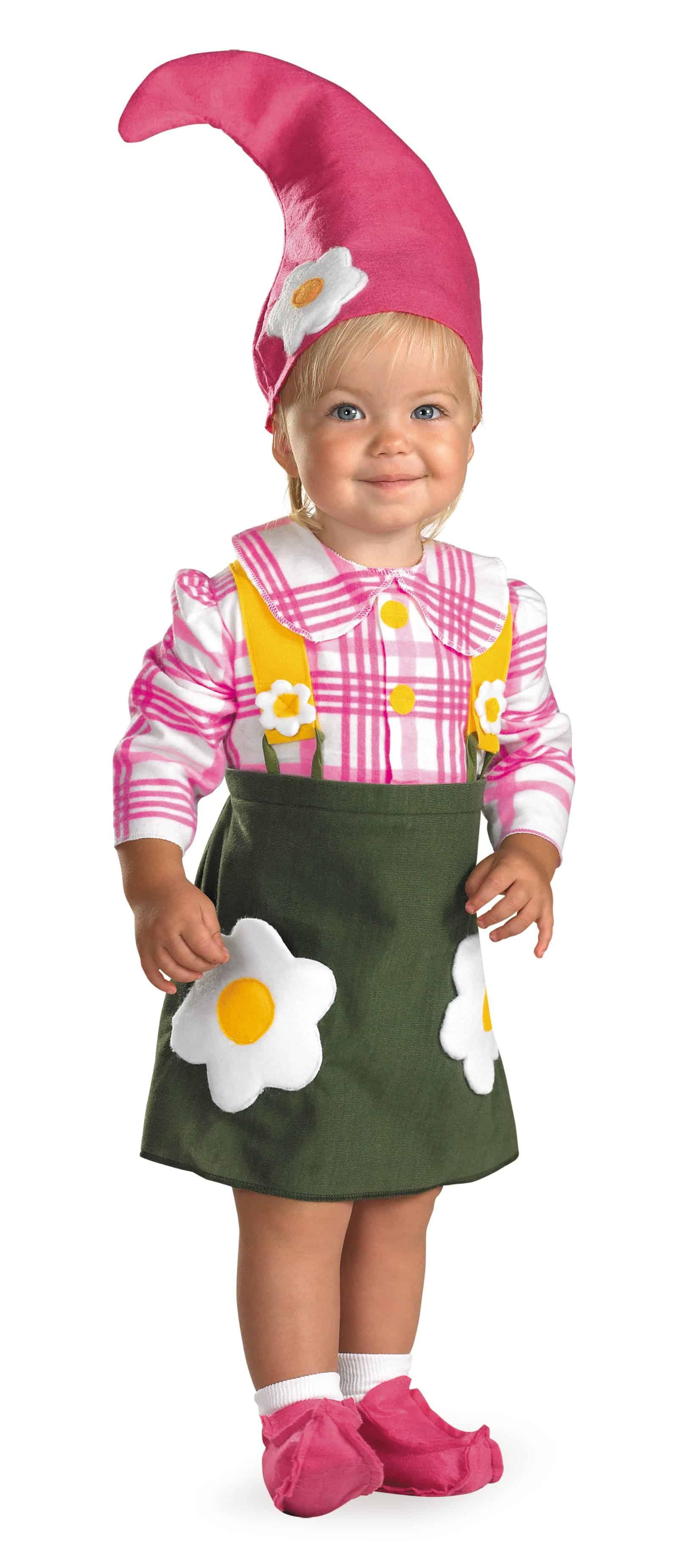 Flower Garden Gnome Infant / Toddler Costume