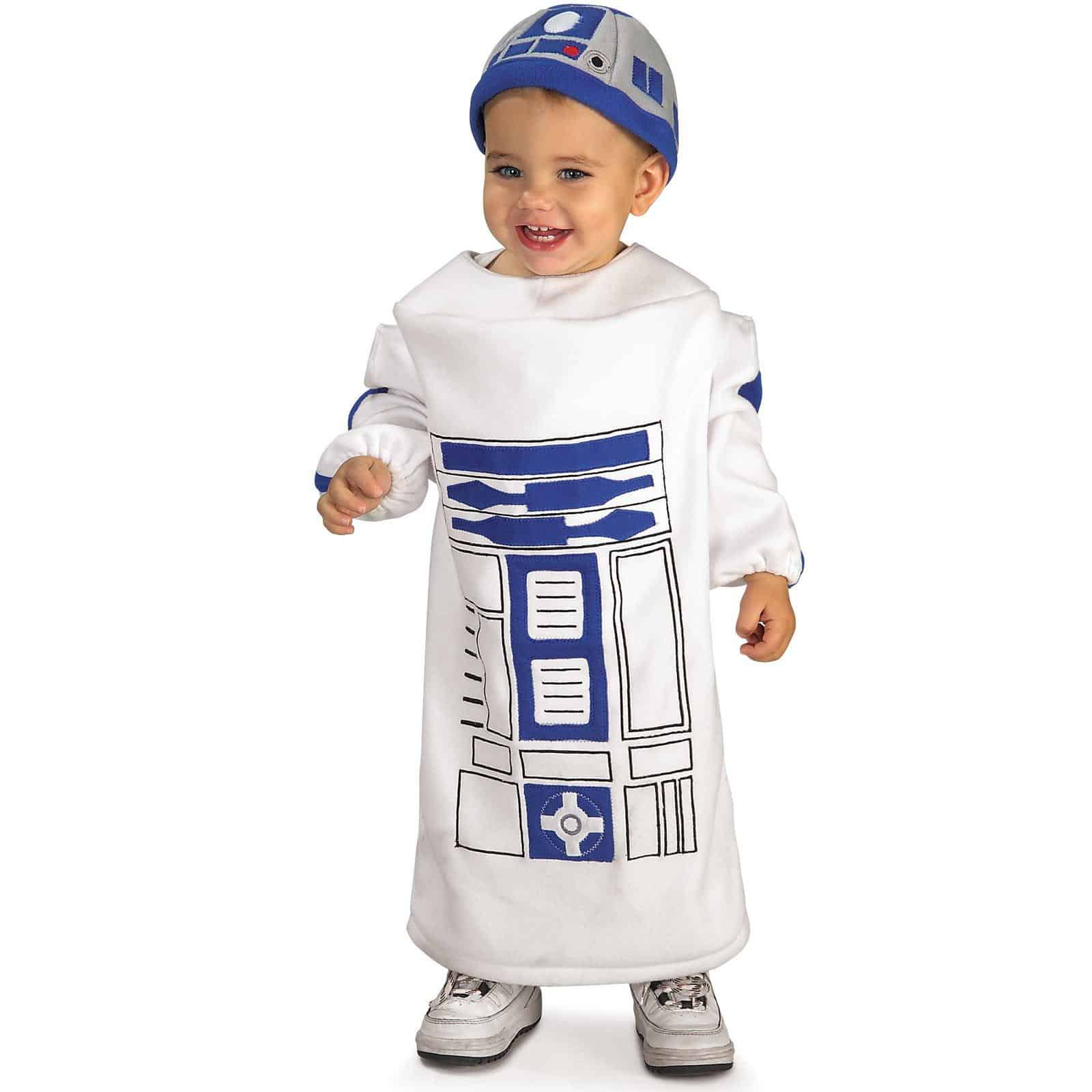 Star Wars R2D2 Toddler Costume