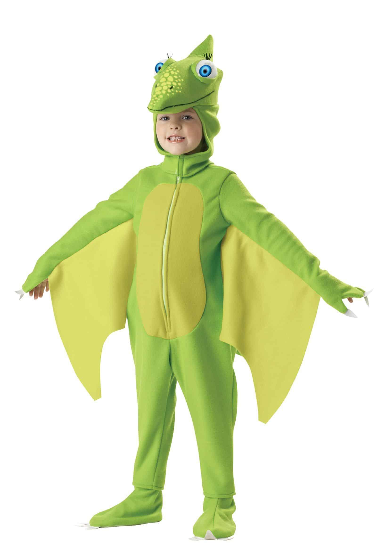 Dinosaur Train Tiny Toddler / Child Costume