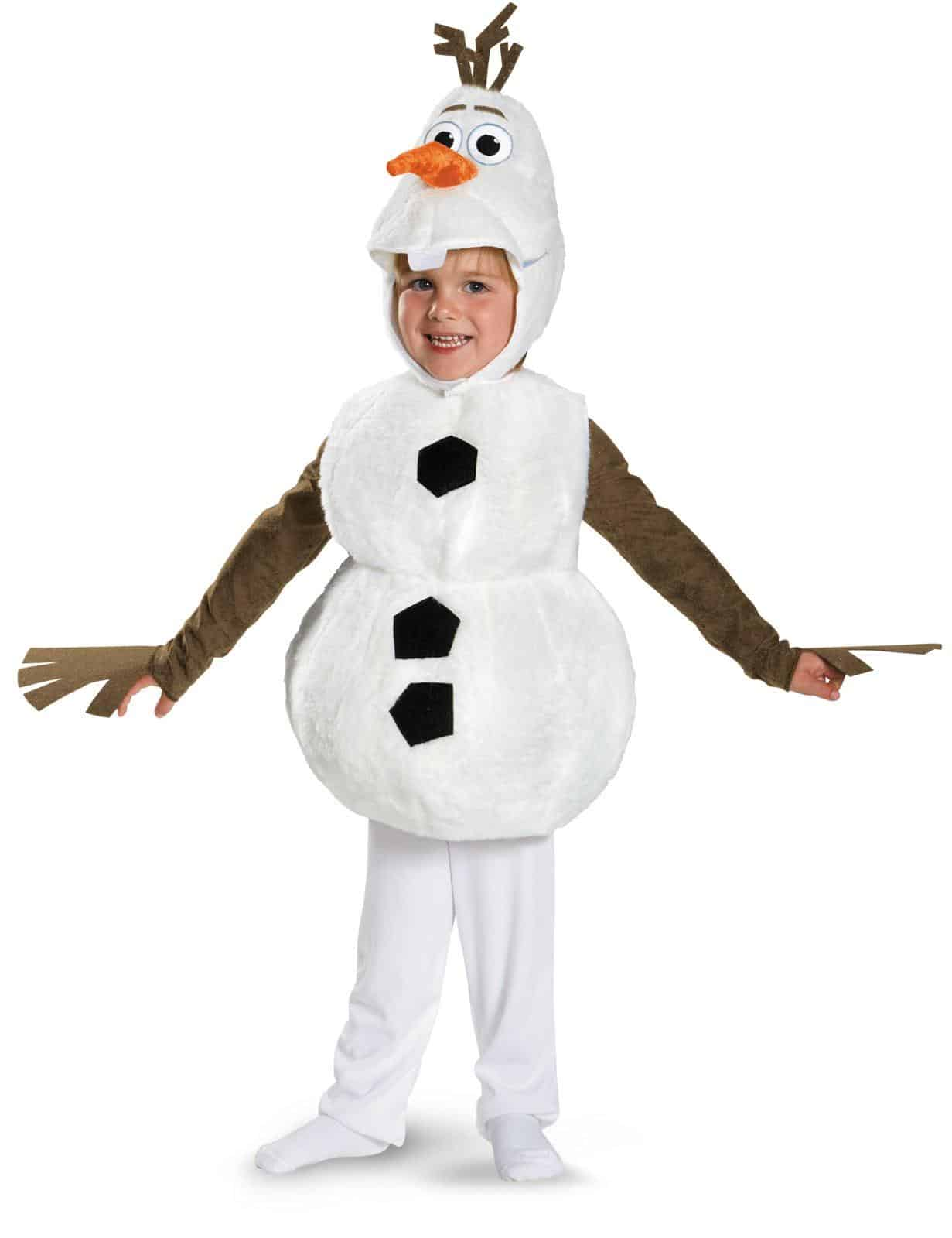 Frozen - Deluxe Olaf Infant / Toddler Costume