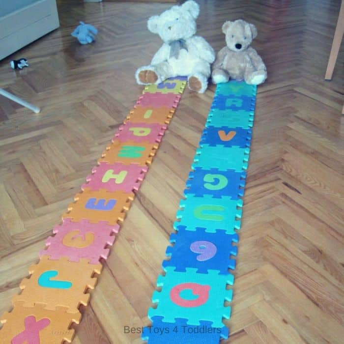 teddy bear race tracks