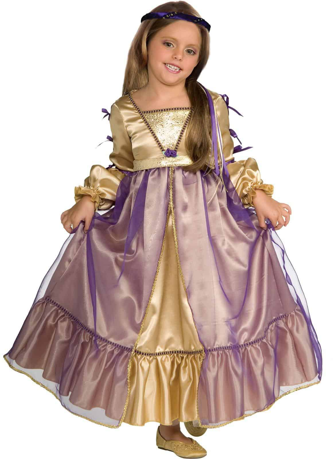 Princess Juliet Toddler Costume