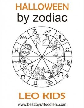 Halloween by Zodiac – Leo Kid Costumes
