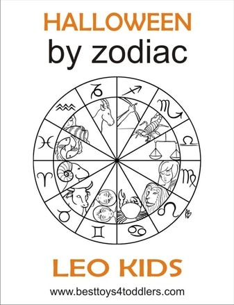 halloween by zodiac leo kid costumes by besttoys4toddlers.com