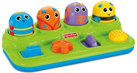 Best Toys 4 Toddlers - top 10 educational toys for 1 year old toddlers - activity bugs