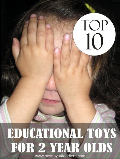 Top 10 Educational Toys for 2 Year Old Toddler, based on tried and loved toys by my children