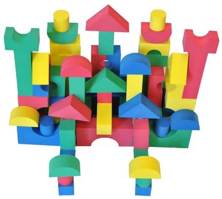 Best Toys 4 Toddlers - top 10 educational toys for 1 year old toddlers - foam wonder blocks