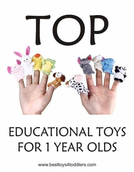 Best Toys 4 Toddlers - TOP 10 Educational Toys for 1 year old boys and girls , gender neutral toy selection for babies and toddlers