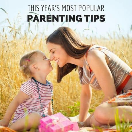 2014 most popular parenting tips