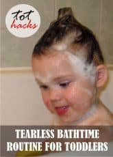 10 Hacks for Tearless Bathtime Routine with Toddlers, shared by real moms
