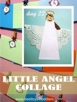 Little Angel Collage
