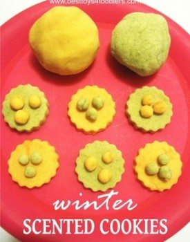 Winter Scented Cookies