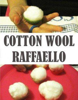 COTTON BALLS RAFFAELLO