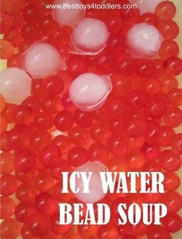 Icy Water Bead Soup