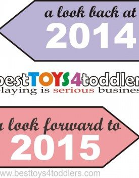Look Back at 2014 on Best Toys 4 Toddlers