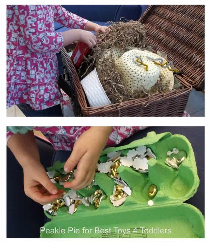 Creative Playing Without - Playing, Exploring and Using our Imaginations!