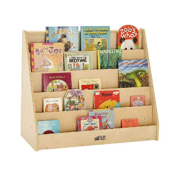 Bookcase Display Stand for Kids