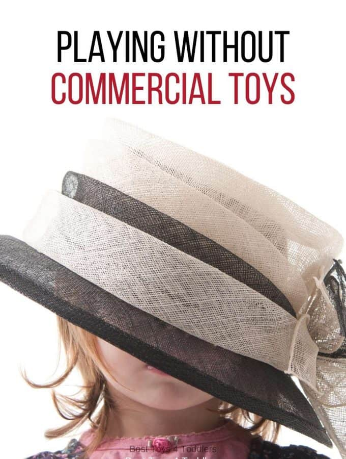 Playing without Commercial Toys