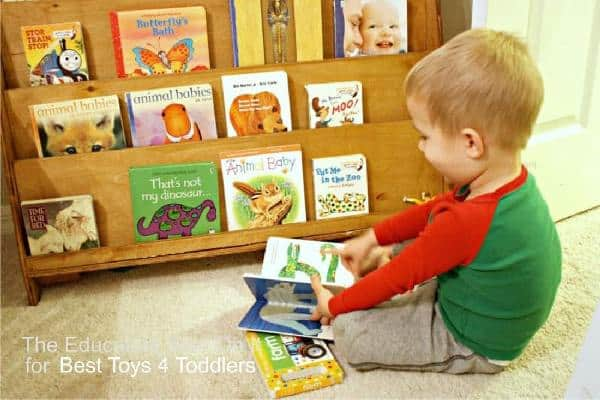 SELECTING BOOKS FOR YOUR TODDLER