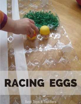 Racing Eggs Game
