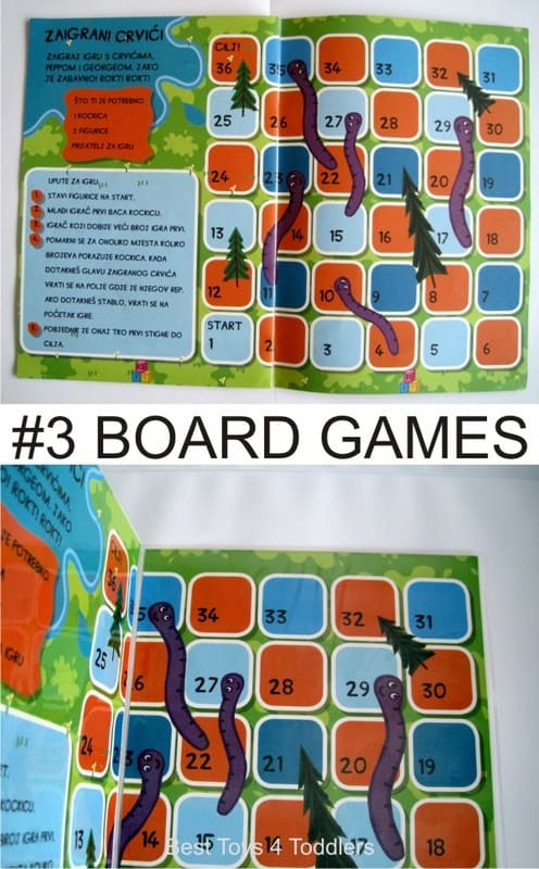 Repurposing Workbooks and preserving board games