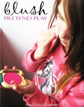 DIY Pretend Play Blush