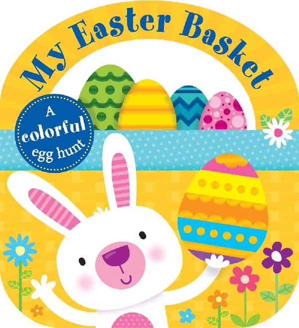 Carry-along Tab Book: My Easter Basket