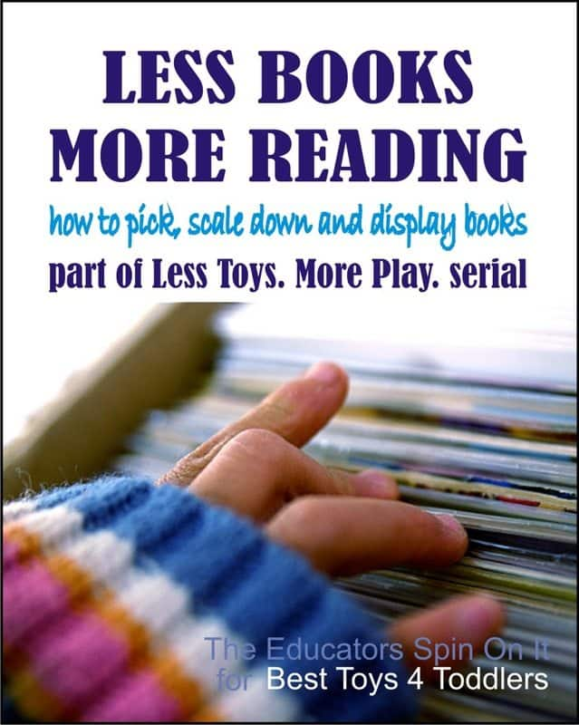Less Books = More Reading