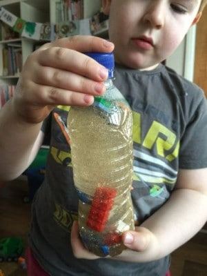 junk play bottle