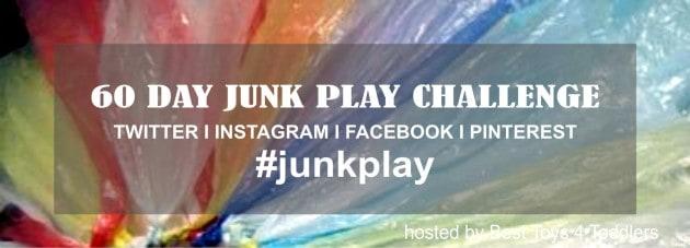 Junk play challenge header