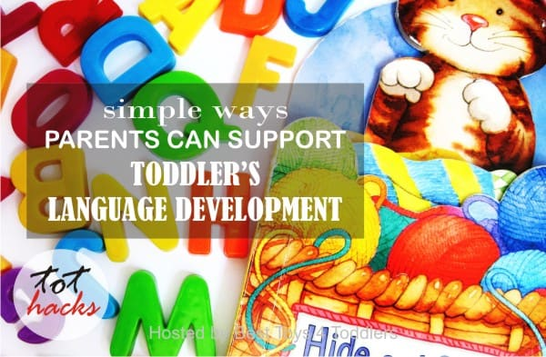 How Parents Can Support Toddlers Language Development