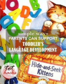 Simple Ways Parents Can Support Toddler's Language Development