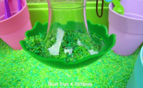 A for Apple Scented Sensory Play