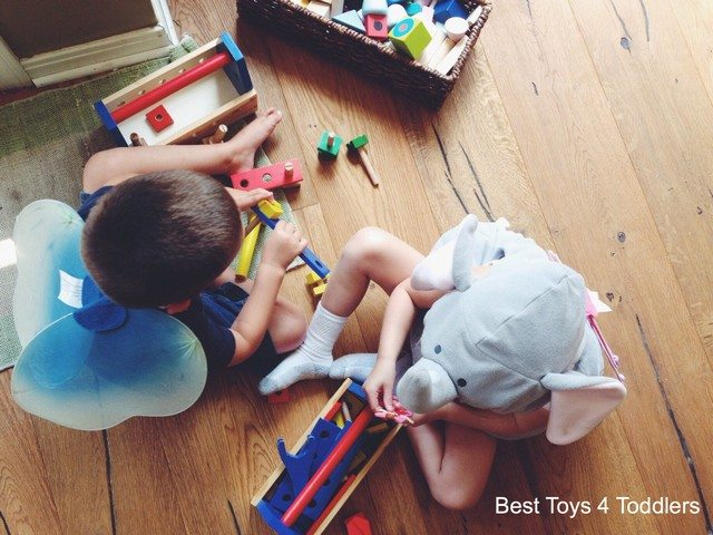 Organize playroom in such a way kids actually play with the toys. Follow up on Playroom 101 series on Best Toys 4 Toddlers and get tips and ideas for playroom organization that works for you and your kids!