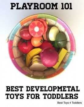 Best Developmental Toys for Toddlers