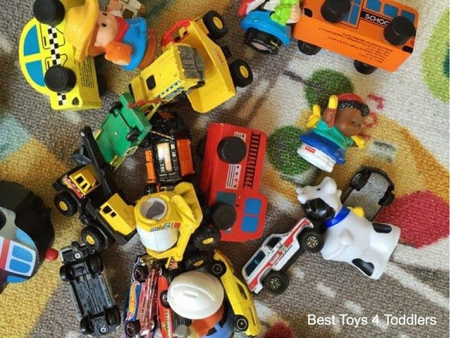 Best Toys 4 Toddlers - Decluttering child's playroom, step by step how-to guide
