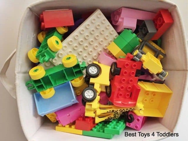 Best Toys 4 Toddlers - Playroom 101: Tips to keep playroom toys organized