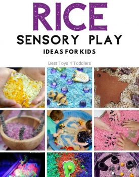 rice sensory play activities for kids