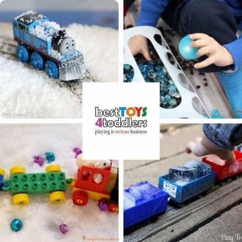trains sensory activities