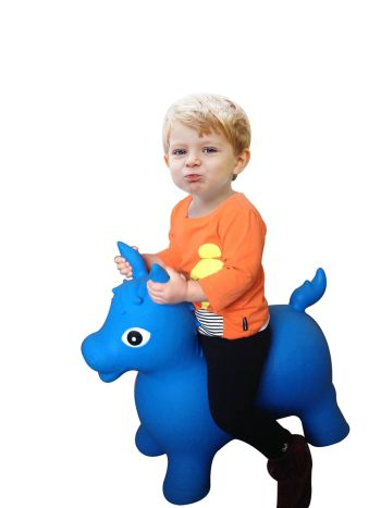 Best Toys 4 Toddlers - Top 10 Sensory Toys for 2 Year Olds - bouncy horsey ride-on