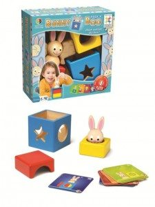 Best Toys 4 Toddlers - Top 10 Easter Basket Fillers for Toddlers - Bunny Peek a Boo