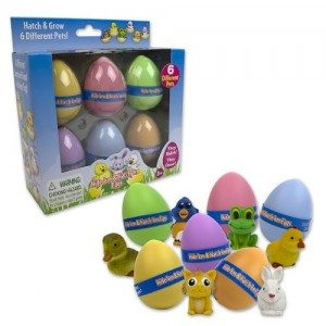 Best Toys 4 Toddlers - Top 10 Easter Basket Fillers for Toddlers - Hide 'Em and Hatch 'Em Eggs