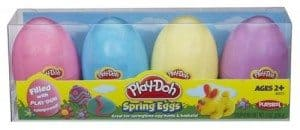 Best Toys 4 Toddlers - Top 10 Easter Basket Fillers for Toddlers - Play-Doh Eggs