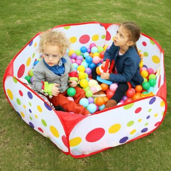 Best Toys 4 Toddlers - Top 10 Sensory Toys for 1 Year Olds - Playpen Ball Pit