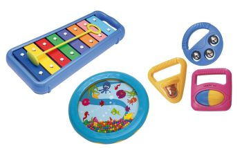 Best Toys 4 Toddlers - Top 10 Sensory Toys for 1 Year Olds - Toddler Music Set