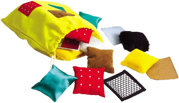 Touchables Textured Beanbags