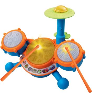 Best Toys 4 Toddlers - Top 10 Sensory Toys for 2 Year Olds - Kids drum set